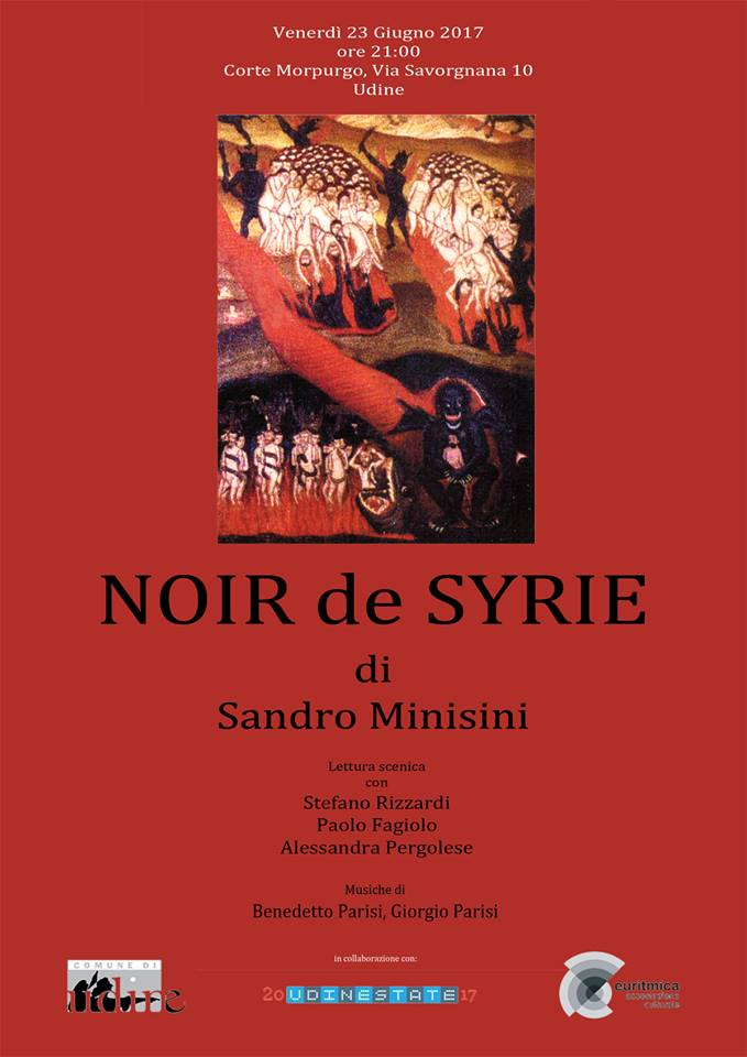 NOIR DE SYRIE locandina